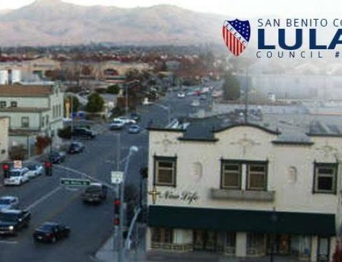 Letter of Support From San Benito County LULAC Council